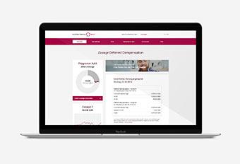 Deutsche Pension Group Rentenportal