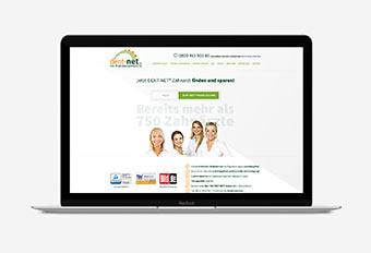 DENT-NET® Zahnärzte-Portal