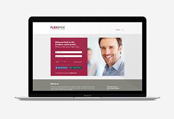 FlexBase Karriereportal